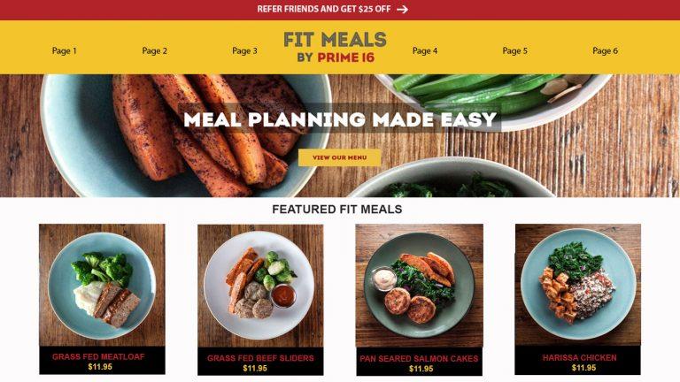website mockup, web design, webpage